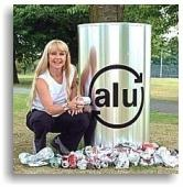 Toyah recycles!