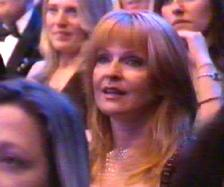 [ Toyah in 'Avenue Of Stars' audience ]