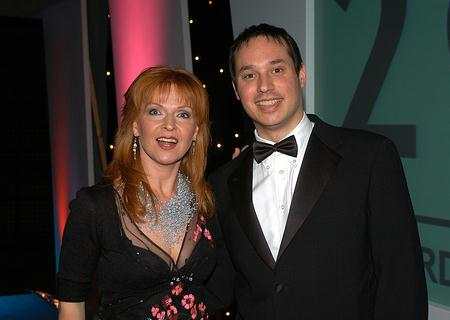 [ Purple Awards - Toyah & Ricky Salmon - 8th Feb 2006 ]