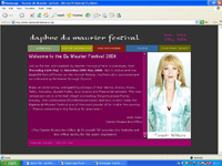 [ Du Maurier website - An Audience with... review ]
