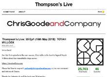 thomplive18a