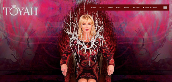 Dreamscape Toyah Willcox Fansite In The Court Of The Crimson Queen