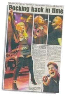Glasgow Evening Times - 29th April 2002
