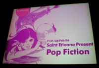 [ PopFiction @ The Barbican ]