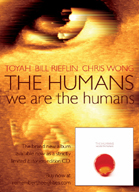 Click to buy the CD 'We Are The Humans' by The Humans from Remember The Eighties