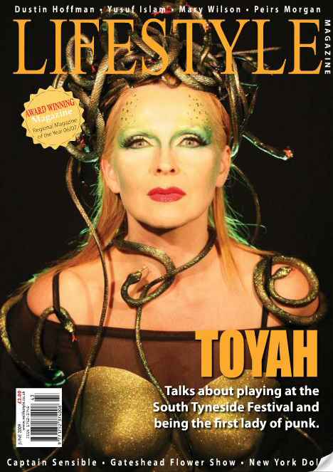 A Toyah Willcox Fansite » Lifestyle Magazine