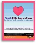 Little Tears Of Love e-flyer