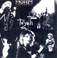 [ Mayhem - On CD ]