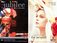 [ Jubilee & The Tempest - on DVD ]