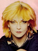 [ Toyah in early '81 - Thanks to Andi Westhorpe - Click to zoom ]