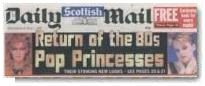 Scottish Daily Mail - 1st May 2002