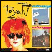 Toyah's Double CD Cover