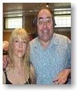 Toyah and Danny Baker