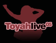 [ The Official Toyah website ]