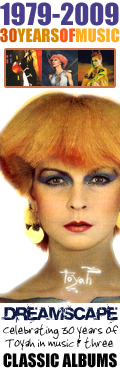 [ Celebrating Three Classic Toyah Albums - & 30 Years Of Toyah as a Recording Artist! ]