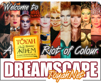 Welcome to Dreamscape | Toyah.Net
